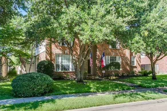 3 beds RES-Single Family in The Colony, TX